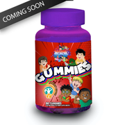 Exotic Pop Kids Vitamin Gummies (boy)