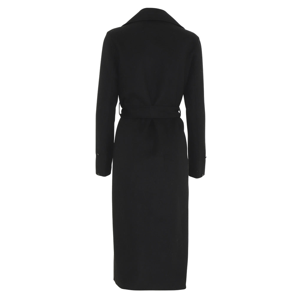 Goddess Coat - Black