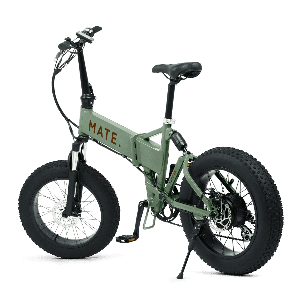 Mate Bike - Dusty Army