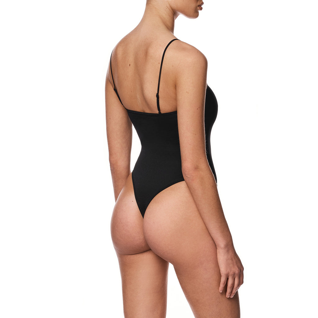 Willow Bodysuit - Black