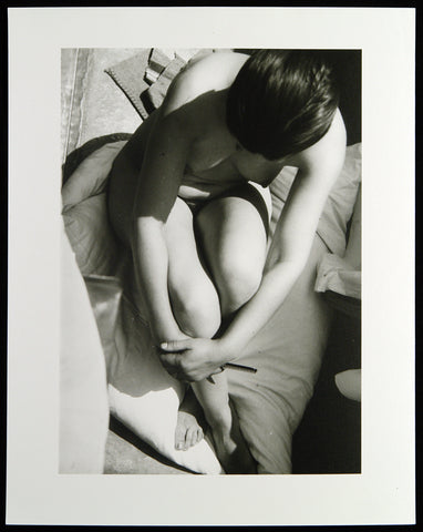 Nude. Untitled, around 1925/1999. Photograph by Franz ROH