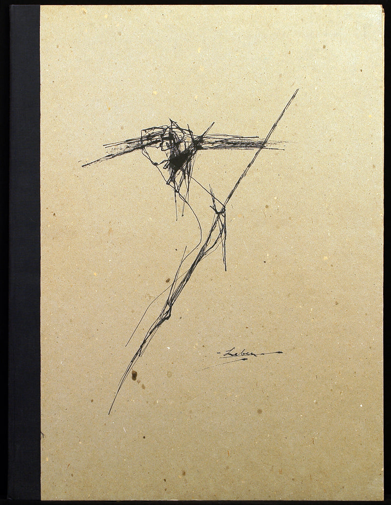 "Art from the GDR. Portfolio: ""Leben"", 1986. 2 drawings and 6 etchings by Gregor-Torsten KOZIK kaufen"