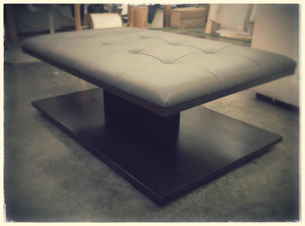 Custom Ottoman/Table