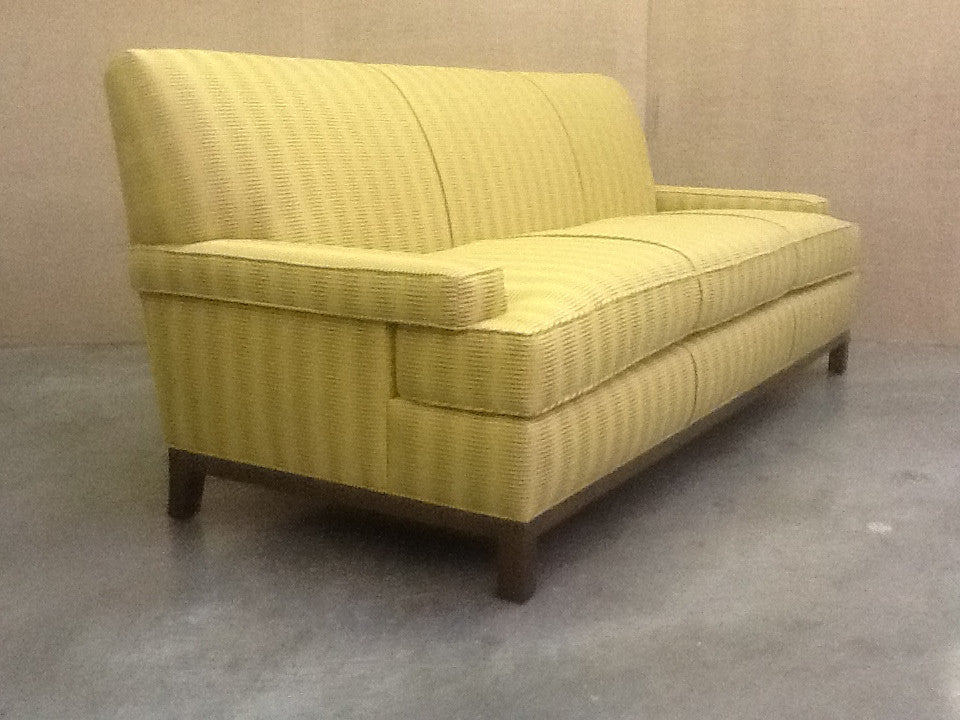 Paddle Arm Sofa
