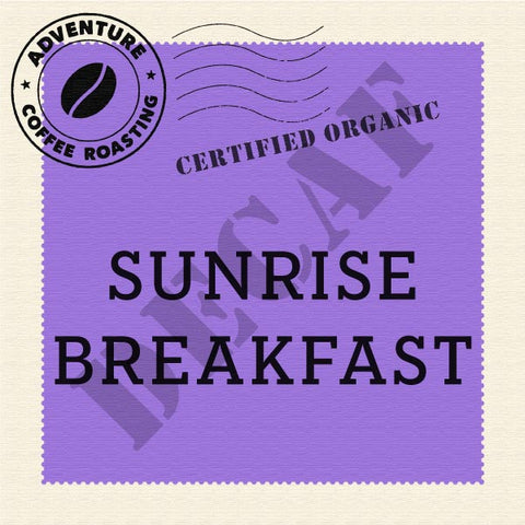 Decaf Sunrise Breakfast Blend