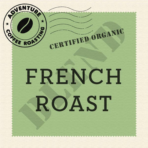 Green French Roast Blend