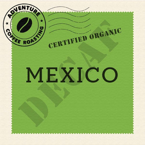 Green Decaf Mexico