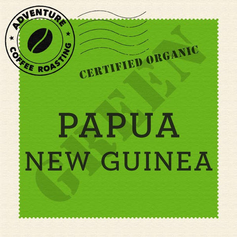 Green Papua New Guinea
