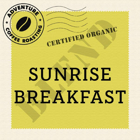 Sunrise Breakfast Blend