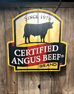 Certified Angus Beef (r) logo items