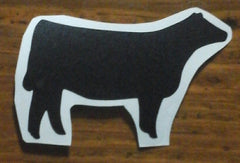 Decal/Vinyl-  (XL)Heifer - 6x4