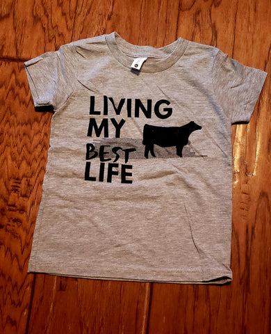 T-Shirt  Best Life ..toddler