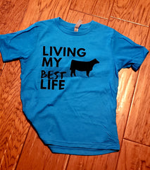 T- Shirt.. Best Life .. Youth