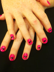 Nail Art / Heifer ( Fingernail Decals)