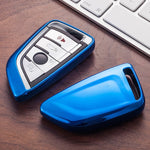 Soft TPU Key Cover Case For BMW X5 F15 X6 F16 G30 7 Series