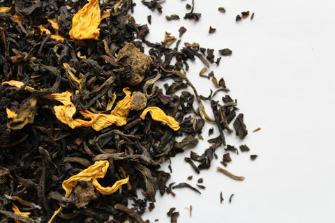 Black tea from Ceylon Perfectly Peach