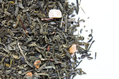 Green tea Strawberry Divine Teabag