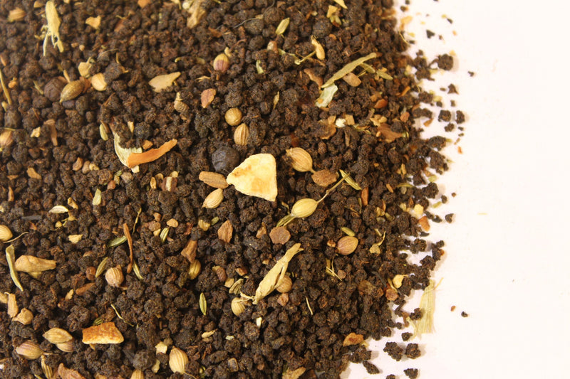 Black Tea Spiced Chai Teabag