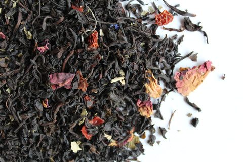 Black tea Heavenly Rose Garden