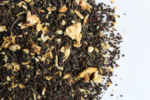 Black specialty tea Dreams of Jasmine Bouquet