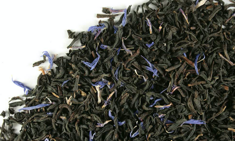 Black Tea Dashing Cream of Earl Grey (Loose-Leaf)