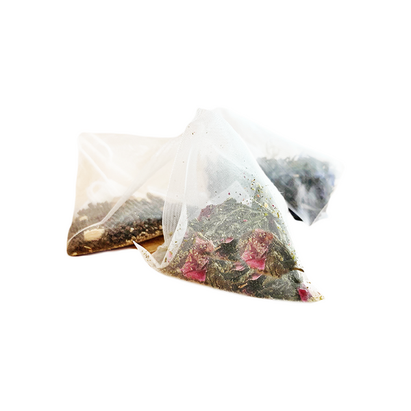 Green Tea Cherry Rose Teabag