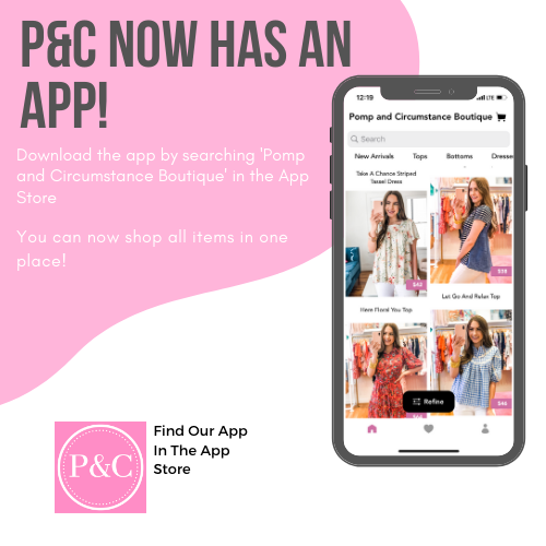WELCOME TO THE P&C APP!
