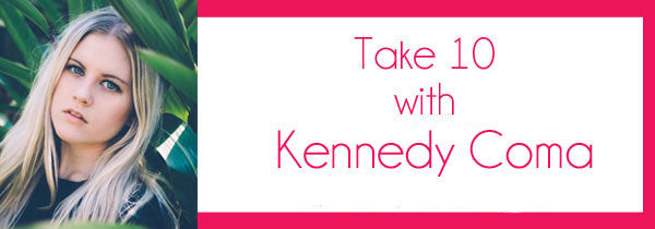 Take 10 with Kennedy Coma, Sales Associate