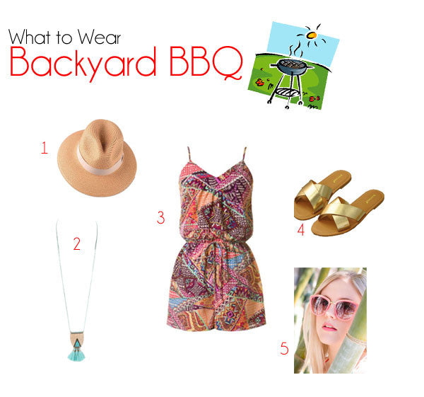 What to Wear: Backyard BBQ