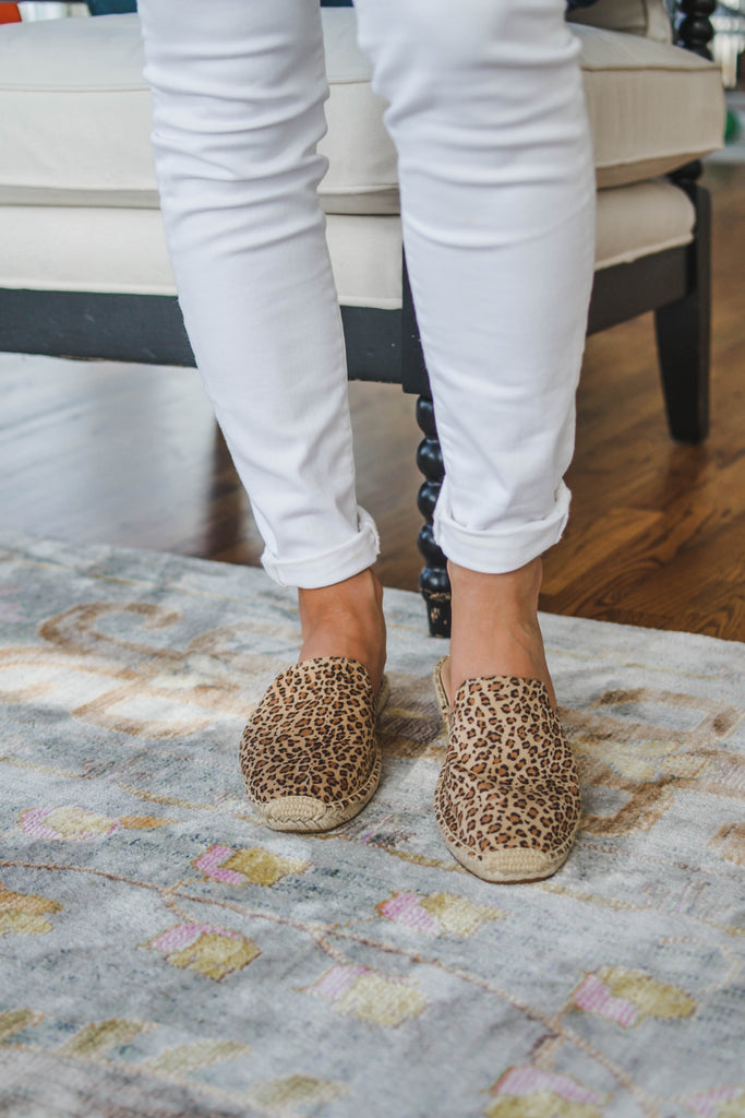 Sackett Shoes- Cheetah