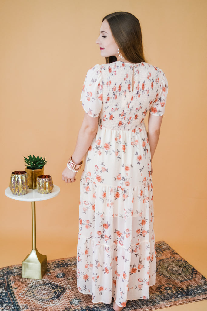 Smell The Roses Dress - Pomp & Circumstance