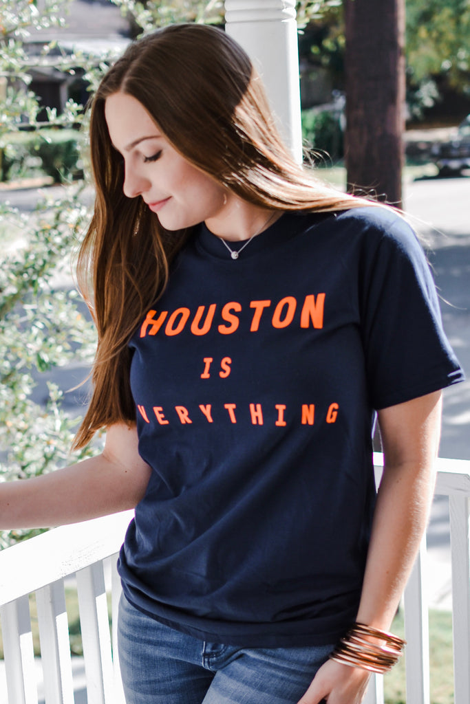 Houston Is Everything Tee*** - Pomp & Circumstance