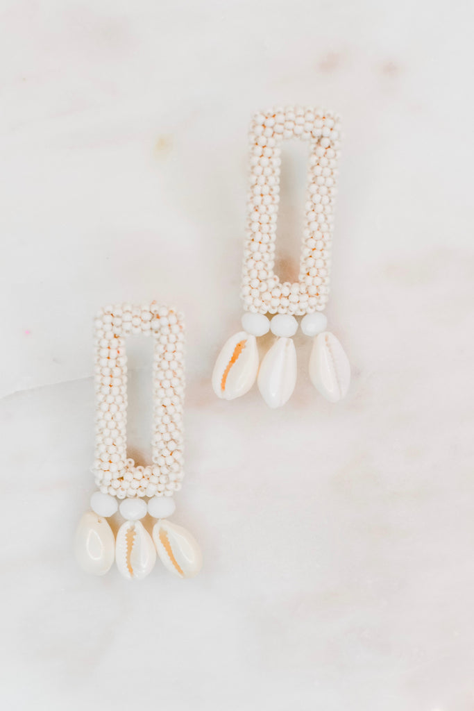 Down By The Shore Earrings - Pomp & Circumstance