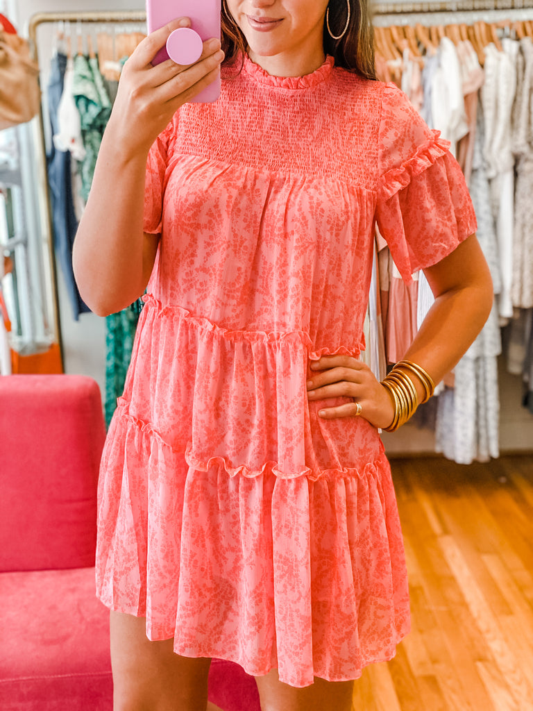 Tickled Pink Dress