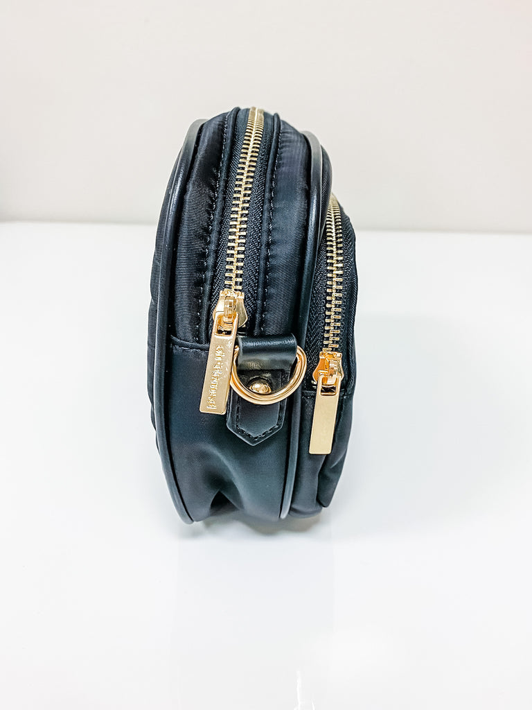 Wishful Thinking Embroidered Dress- Black