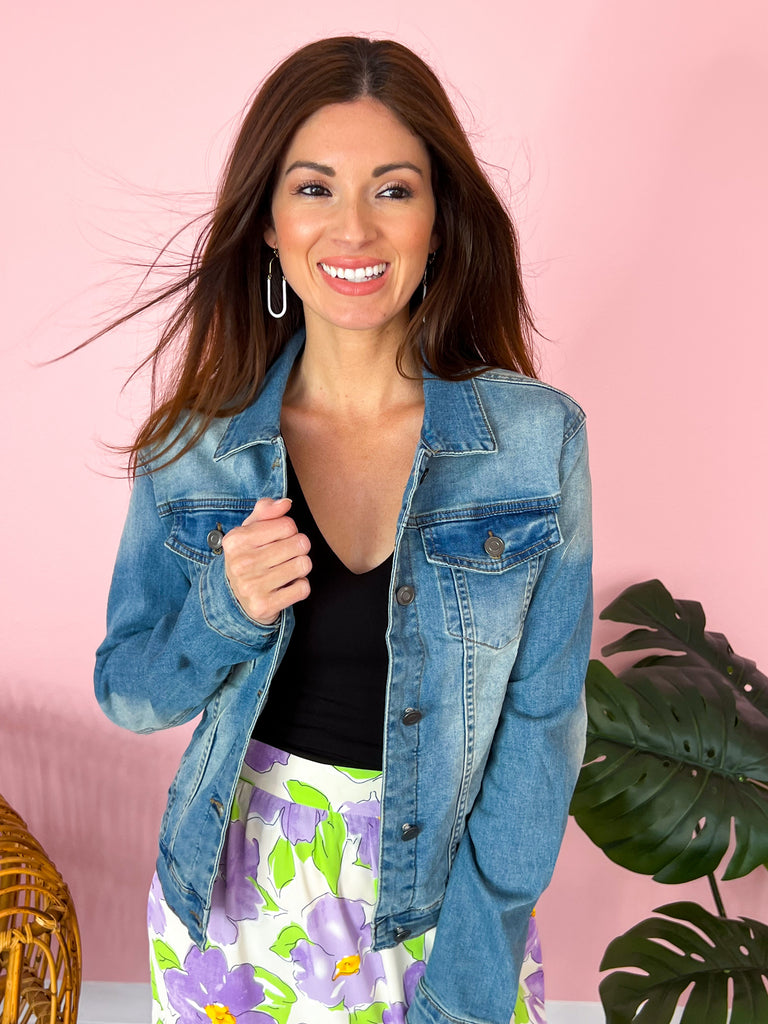 Blurred Vision Top- Burgundy