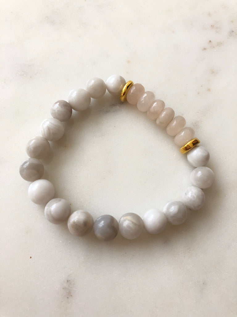 Carly Bracelets- Light