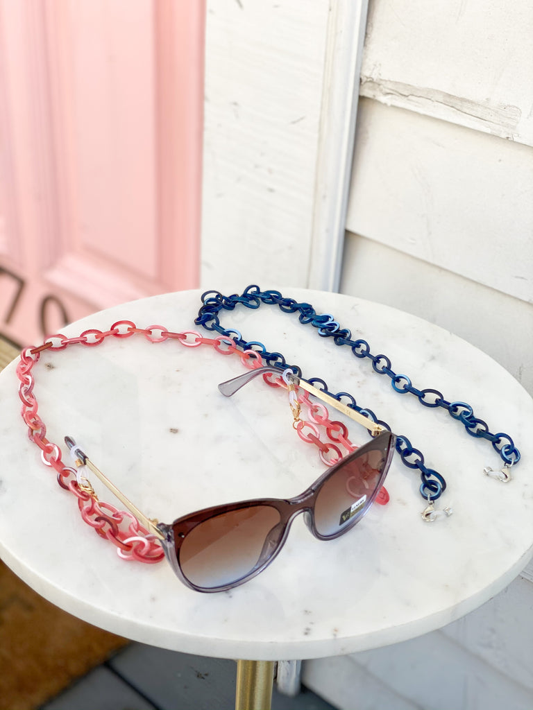 Simply Cute Chain Lanyard- Matte