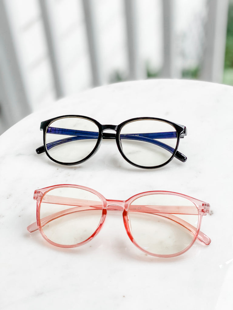 Blue Light Blocker Glasses- Thin Frame