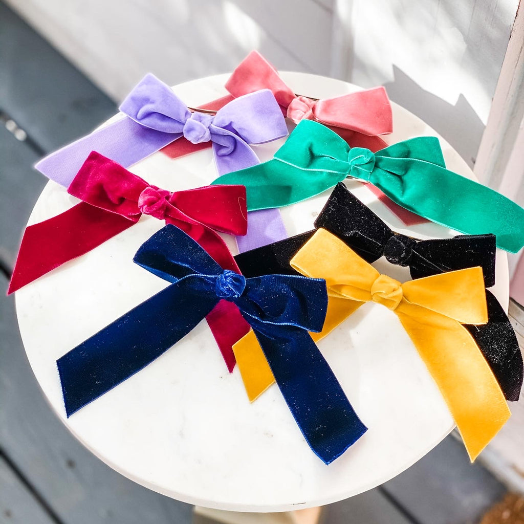 Bow And Co. Hair Bows
