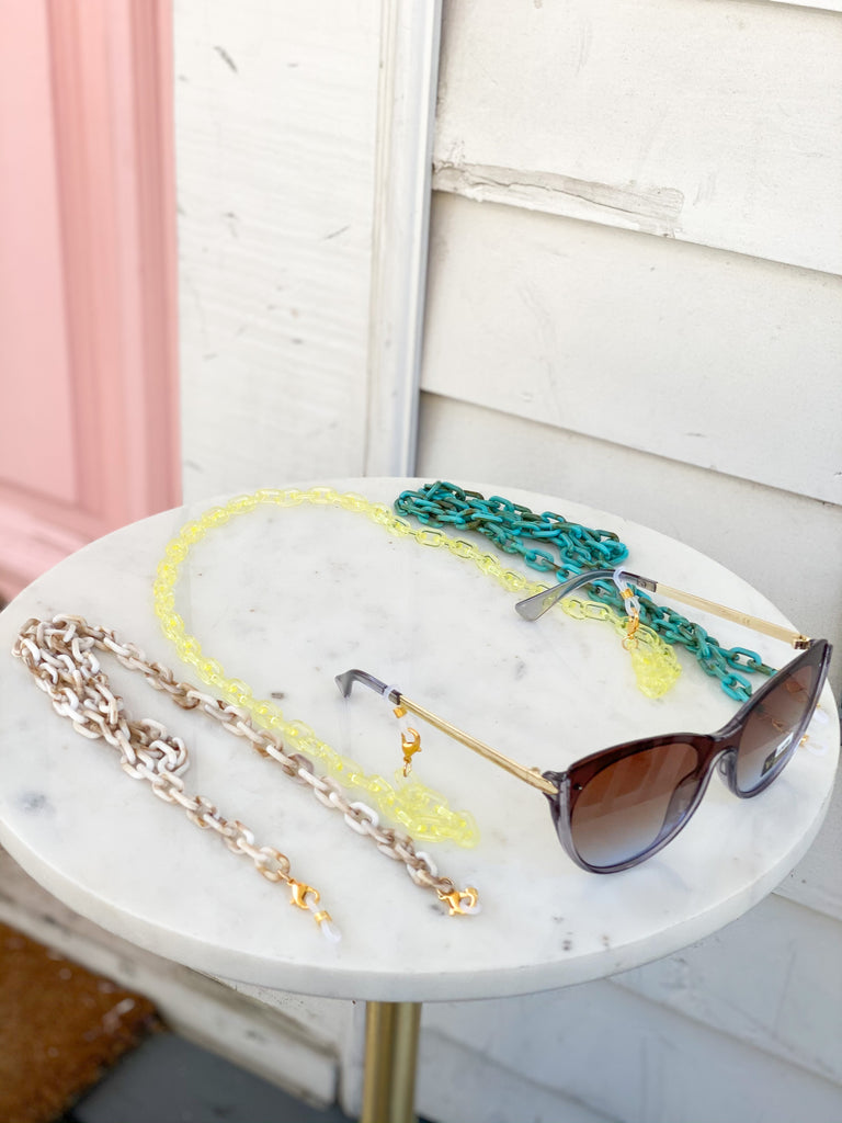 Simply Cute Chain Lanyard