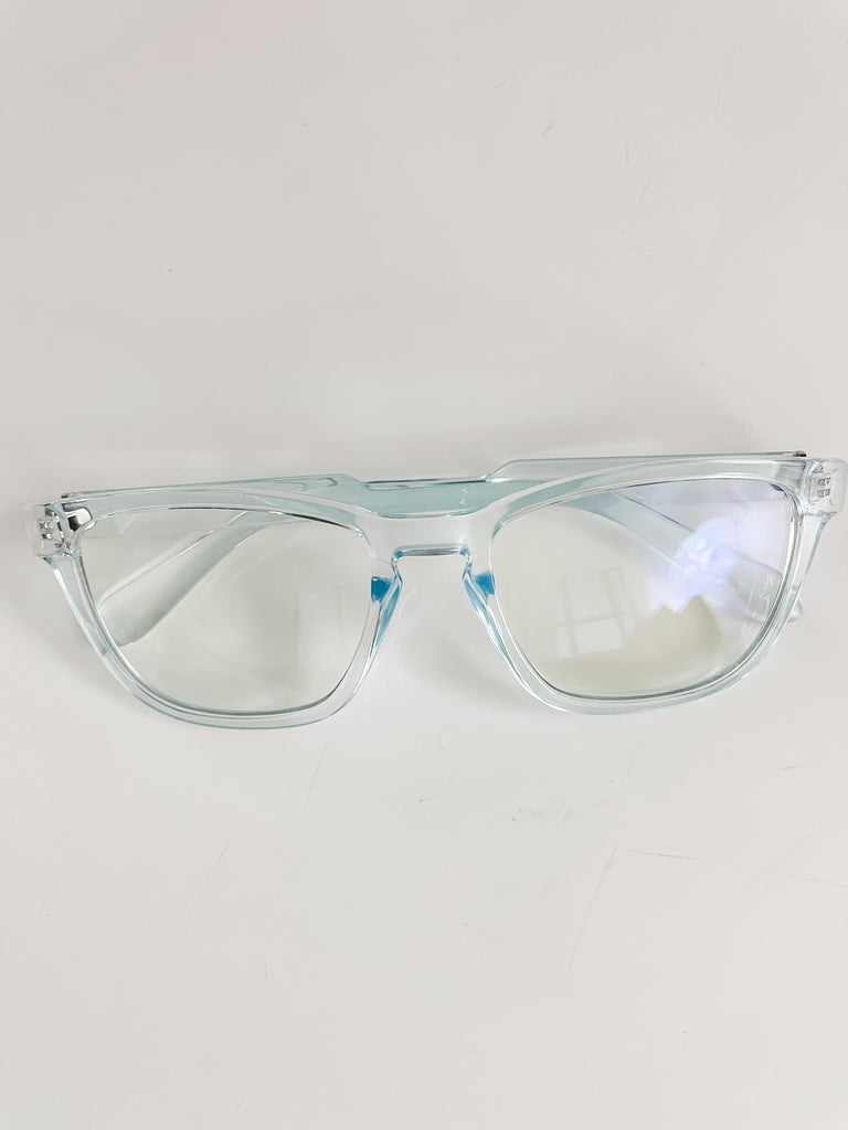 Blue Light Blocking Glasses- Blue