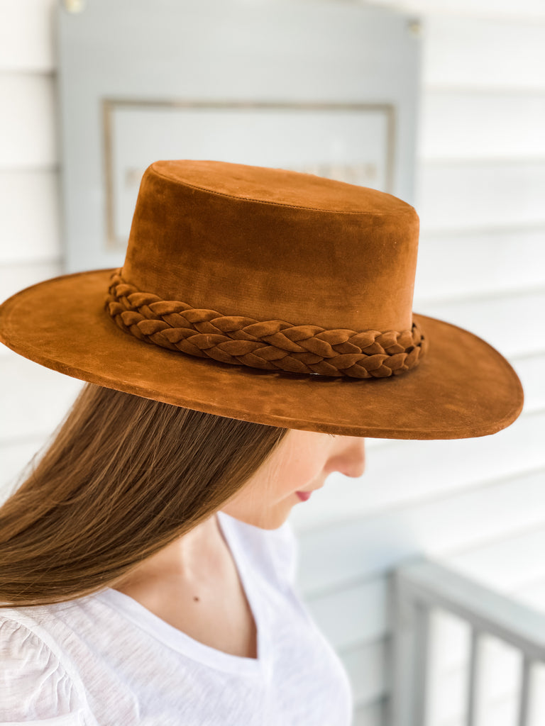 Brown Eyed Girl Hat