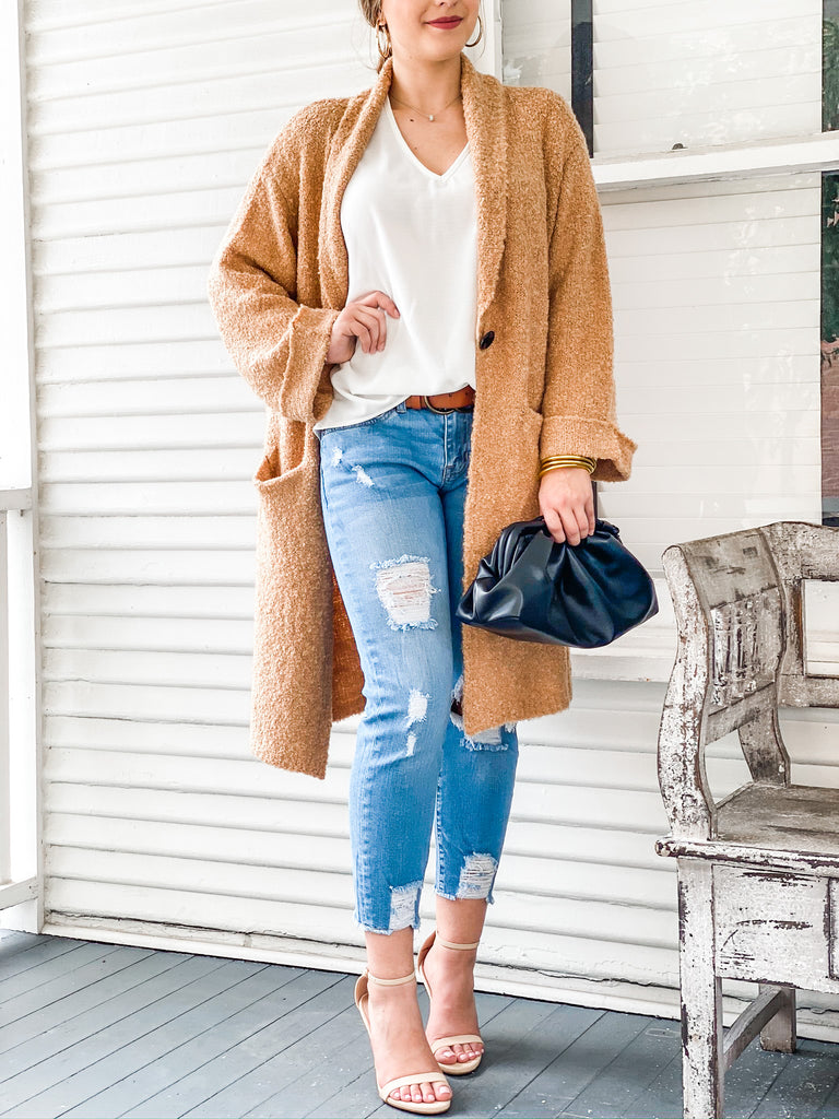 Wool Me Over Cardigan