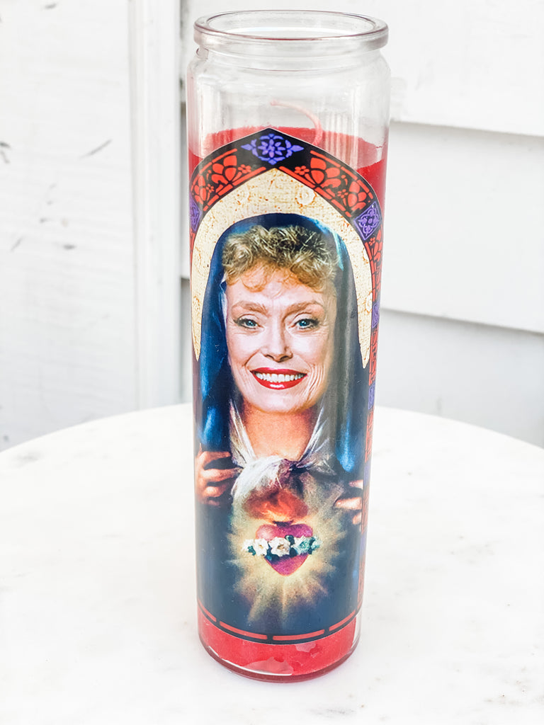 Celebrity Candles- Blanche (Golden Girls)