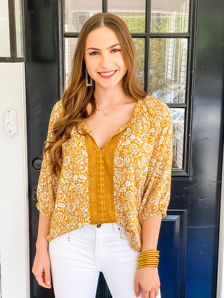 Fields Of Love Top