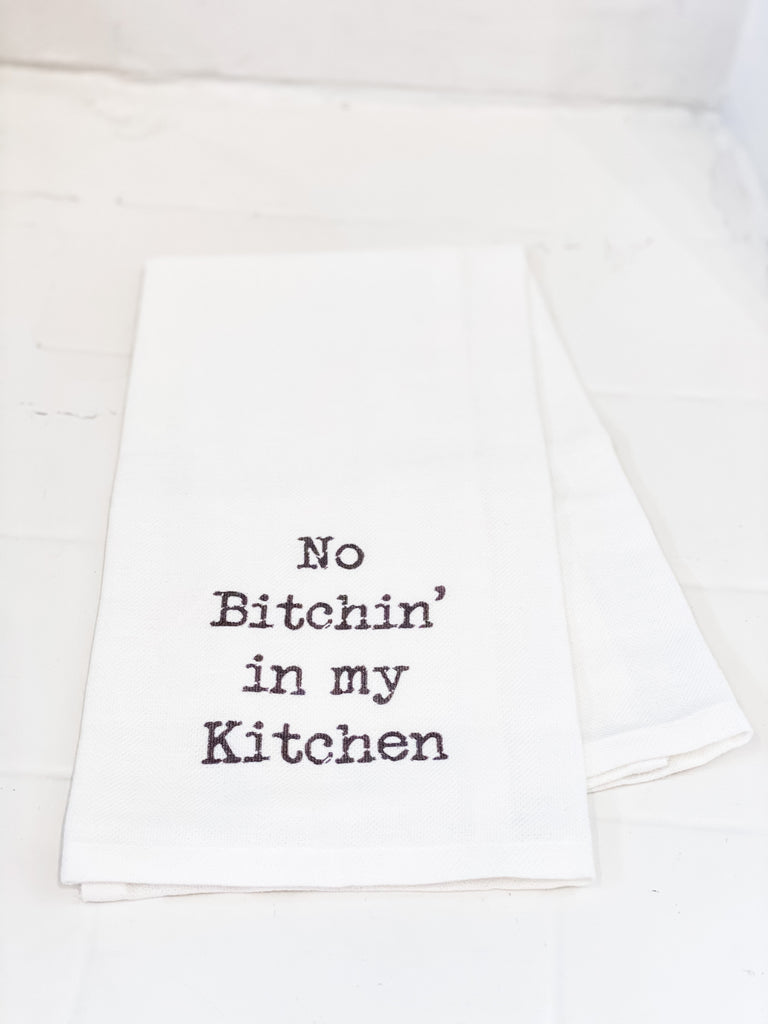 Dish Towel - Drinks and Kitchen***