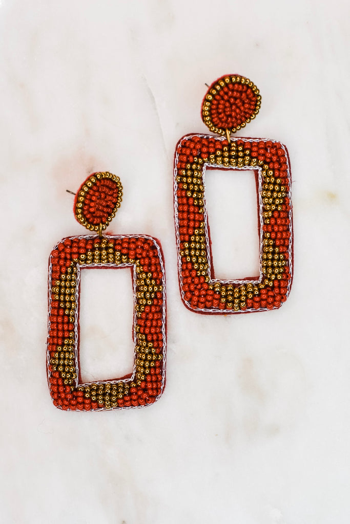 There For You Earrings - Pomp & Circumstance