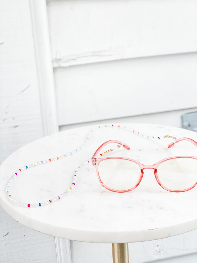 Beaded Sunglass Chain