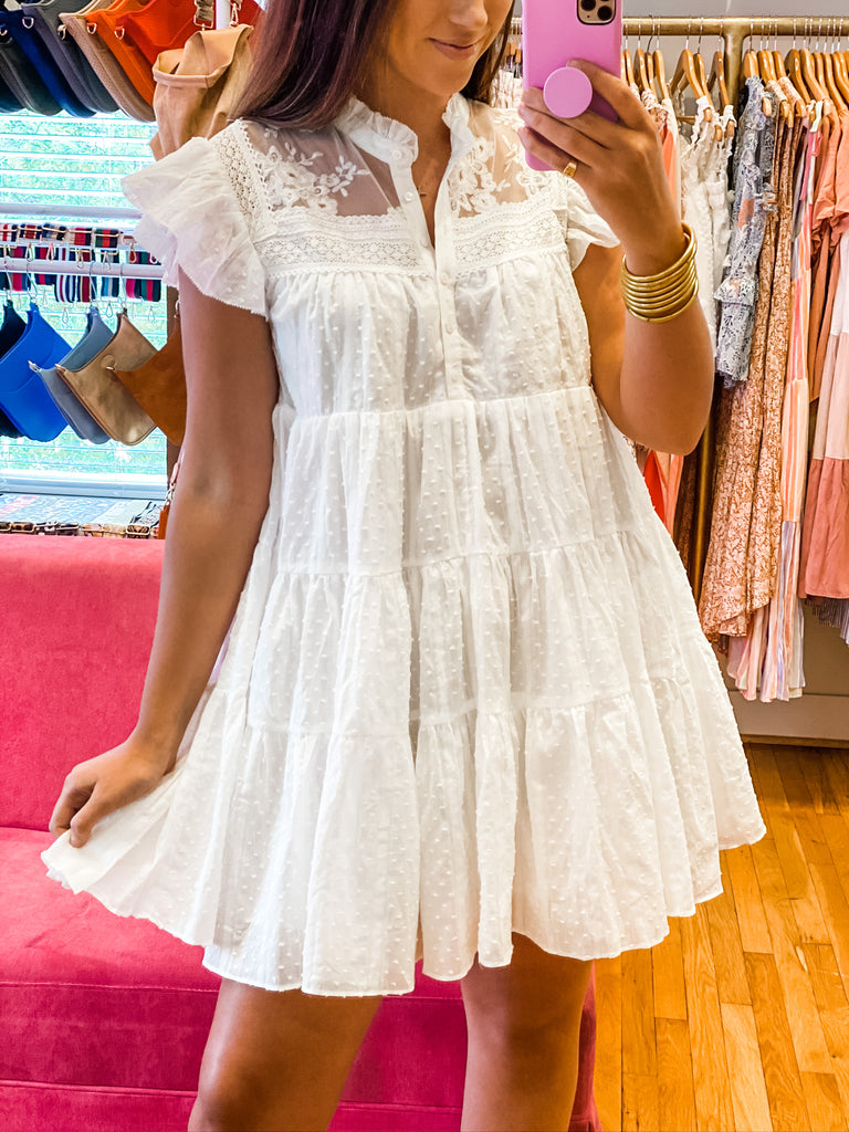 Like An Angel Dress